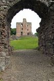 Norham Castle Stock Photos