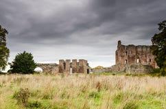 Norham Castle Στοκ Εικόνες