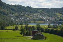 Norheimsund, Noruega Foto de archivo libre de regalías