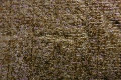 Nori dried sheet to prepare sushi food Royalty Free Stock Photography