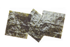 Free Nori , Japanese Edible Seaweed Stock Images - 65072274