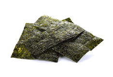 Nori sheets Royalty Free Stock Photo