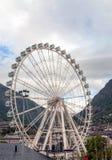 Noria in La Bella dell'Andorra Fotografia Stock Libera da Diritti