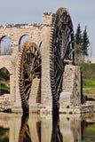 Norias of Hama Royalty Free Stock Images