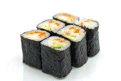 norien rullar sushi Royaltyfria Foton