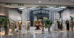 Noriko sklep przy Emquatier, Bangkok, Tajlandia, Jun 29, 2018 Zdjęcie Royalty Free