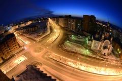 Norilsk鱼眼睛 免版税图库摄影