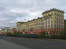 Norilsk Photos stock