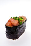 Norimaki desséché de thon Photographie stock