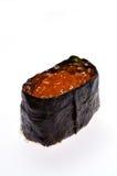 Norimaki saumoné d'oeufs de poisson Photos stock