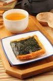 Norimaki senbei Stock Images