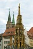 Norimberga Fotografie Stock