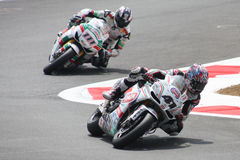 Noriyuki Haga - Aprilia RSV4 Factory - PATA Racing Stock Images