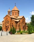 Nork, Yerevan, Armenia, Holy Mother of God Church Stock Images
