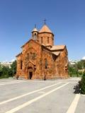 Nork, Yerevan, Armenia, madre santa della chiesa di Dio Fotografia Stock