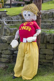 Norland Scarecrow Festival Stock Image