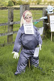 Norland Scarecrow Festival Royalty Free Stock Photo