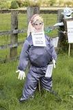 Norland strach na wróble festiwal Zdjęcie Royalty Free