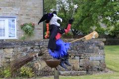 Norland strach na wróble festiwal 2016 Zdjęcie Royalty Free
