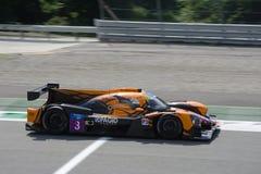 Norma Le Mans Cup-prototype stock foto