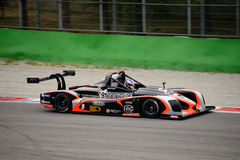 Norma Sport Prototype at Monza Royalty Free Stock Images