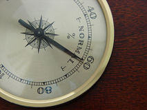 Old Hygrometer Stock Photo Image Of Measurement Scale