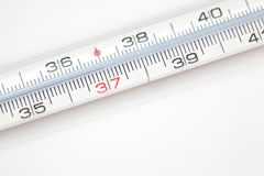 Normal Body Temperature Royalty Free Stock Image
