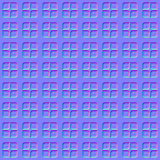 Normal map texture Stock Photo