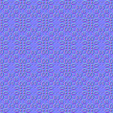 Normal map texture Royalty Free Stock Photography