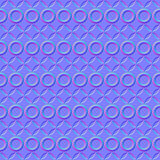 Normal map texture Stock Image