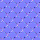 Normal map texture Royalty Free Stock Photo