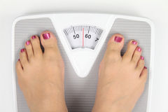 NORMAL WEIGHT Royalty Free Stock Photos