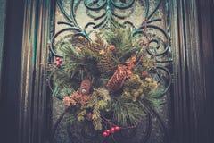normala använde linjära dörrlutningar för jul a4 ingen proportionsstordia kranen Royaltyfri Foto