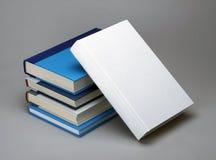 Normale Bücher für grafische Auslegung Stockfotografie
