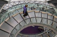 Norman bevorderde binnen Stadhuis   Royalty-vrije Stock Foto