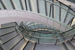 Norman bevorderde Stadhuis in Londen. Stock Fotografie