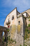 Norman Castle of Ginosa. Puglia. Italy. Royalty Free Stock Photo