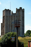 Norman Castle Keep Royalty Free Stock Images