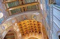 Norman Cathedral em Sicília Imagens de Stock
