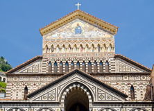 Norman Dome of Amalfi Royalty Free Stock Photo