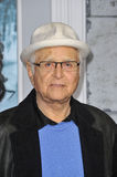 Norman Lear, Paul Smith Photographie stock