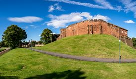 Chester Castle England UK Royalty Free Stock Images