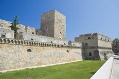 Norman-Swabian Castle. Bari. Apulia. Stock Image