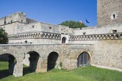 Norman-Swabian Castle. Bari. Apulia. Royalty Free Stock Photography