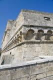 Norman-Swabian Castle. Bari. Apulia. Stock Images