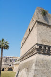 Norman-Swabian Castle. Bari. Apulia. Stock Photos