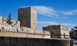 Norman- Swabian Castle. Bari. Apulia. Stock Photos