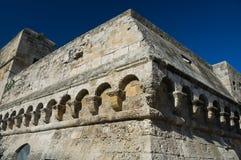 Norman- Swabian Castle. Bari. Apulia. Royalty Free Stock Image
