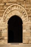 Norman Swabian Castle bari Apulia of Puglia Italië royalty-vrije stock foto
