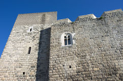 Norman-Swabian Castle In Bari Stock Photography